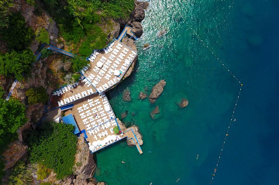 Antalya Muratpaşa'da Mutlaka Gitmeniz Gereken 5 Falez Plajı