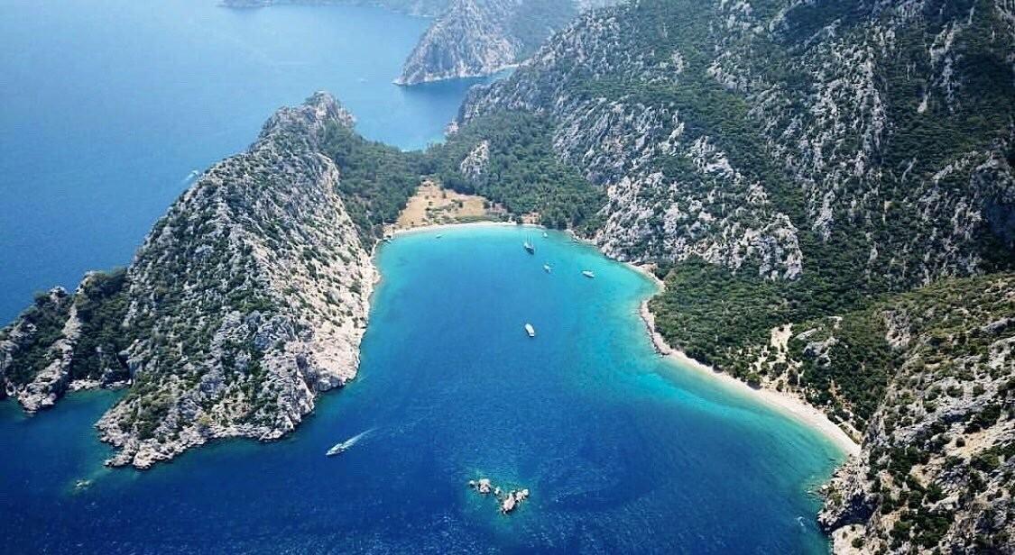 Antalya'da Her Şeyden Uzak Tatil Yapabiliceğiniz Yeler