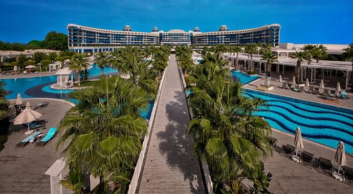 Türkiye'de ilk 'Sağlıklı Turizm Belgesi', Sueno Hotels Belek'e