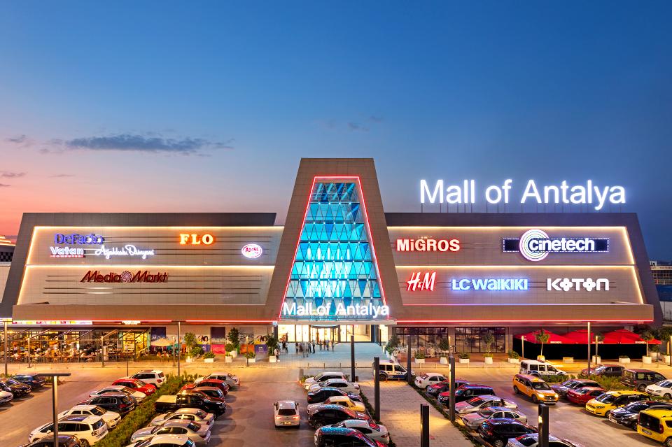 Mall Of Antalya ile ilgili görsel sonucu