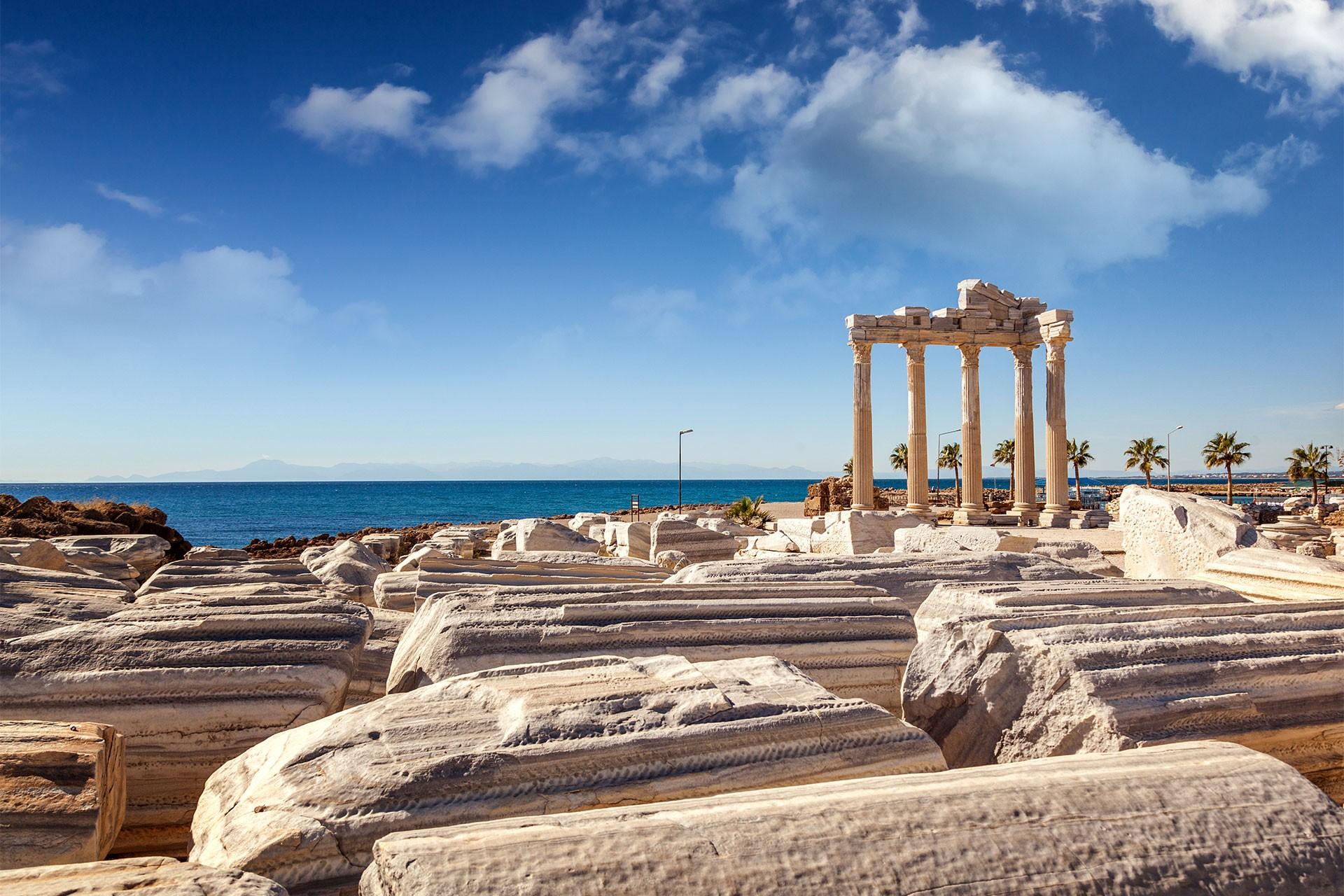 Antalya'da Keşfedilmeyi Bekleyen Saklı Cennetler