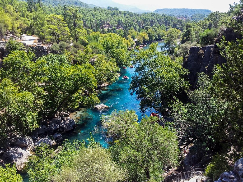 Antalya'da Kamp Yapabileceğiniz Milli Parklar