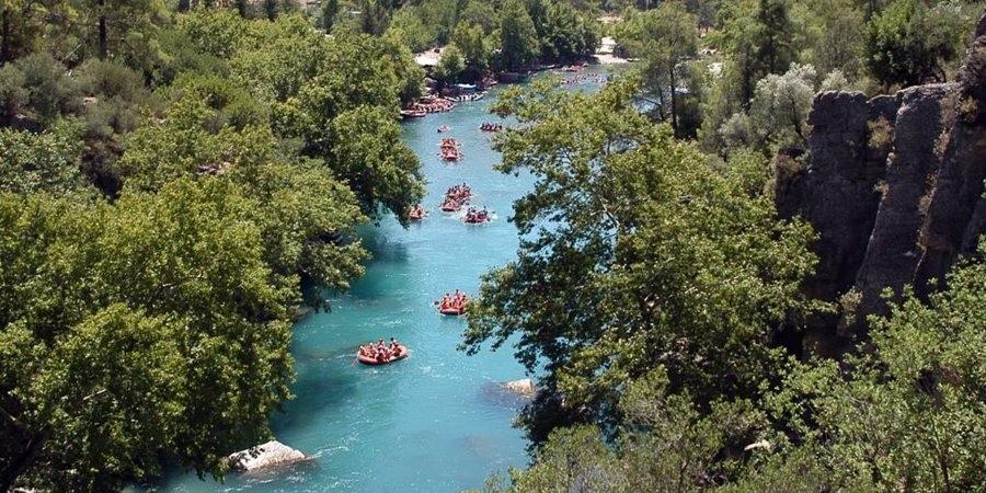 Antalya'da Mutlaka Görmeniz Gereken 7 Kanyon