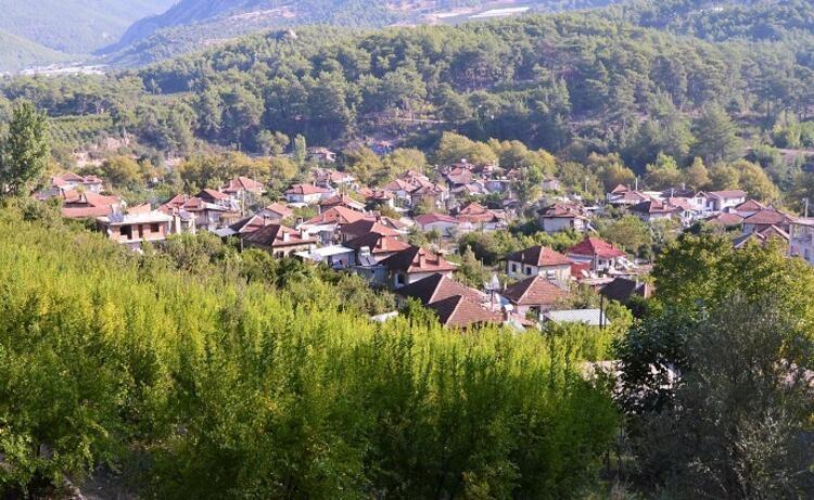 Antalya'da Tüm Güzelliğiyle Keşfedilmeyi Bekleyen Bir Yer: Gökbük Köyü
