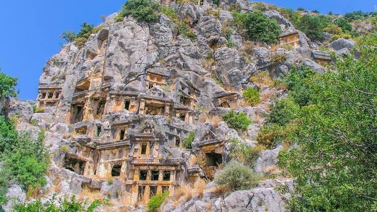 Antalya'da Mutlaka Görmeniz Gereken 27 Müze ve Örenyeri